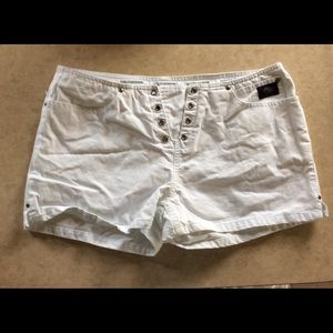 💯% COTTON Harley Davidson Shorts W: 32 In: 3 R: 9